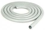 Гофра металлическая для кабеля 15 мм