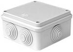 Коробка распаячная 100х100х50 наружная IP55