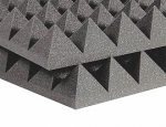 Акустический поролон пирамида flexakustik pir 70