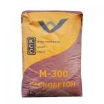 Сухая смесь пескобетон м300 финстрой КСС 40 кг
