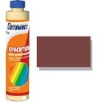 Краситель Оптимист Е 308 цвет красно-коричневый №111