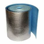 Утеплитель пенофол фольгированный самоклеющийся 10 мм