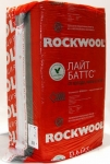 Утеплитель базальтовый Роквул Лайт Баттс толщина 100 мм