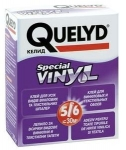 Клей quelyd для виниловых и текстильных обоев