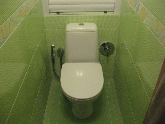 Ремонт свои руками туалет комнаты